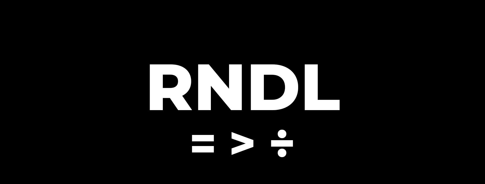 RNDL Logo